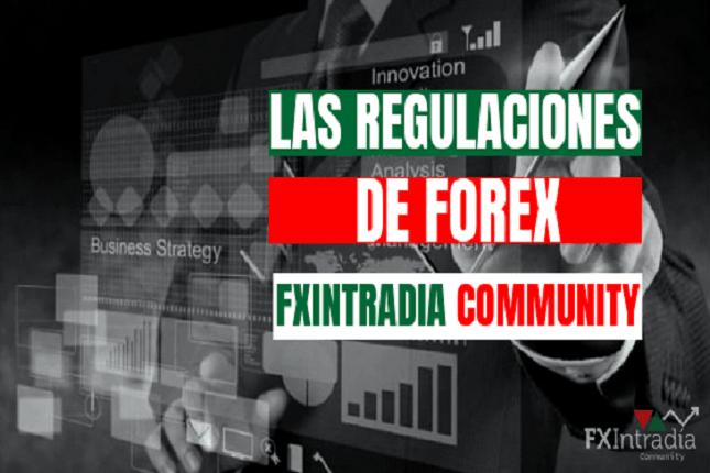regulaciones de forex