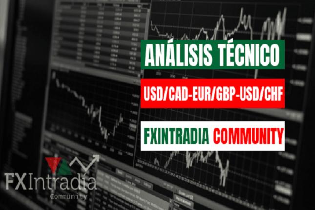 Analisis-tecnico-USDCAD-EUDGBP-USDCHF-fxintradia